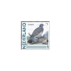 2011 Nederland persoonlijke postzegels | Vogels, Houtduif