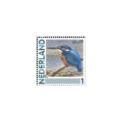 2011 Nederland persoonlijke postzegels | Vogels, IJsvogel