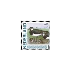 2011 Nederland persoonlijke postzegels | Vogels, Kievit