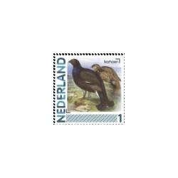 2011 Nederland persoonlijke postzegels   Vogels, Korhoen