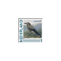 2011 Nederland persoonlijke postzegels   Vogels, Notenkraker