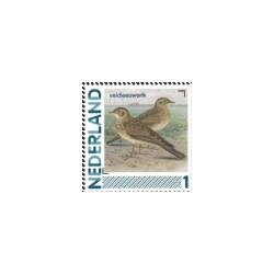2011 Nederland persoonlijke postzegels   Vogels, Veldleeuwerik