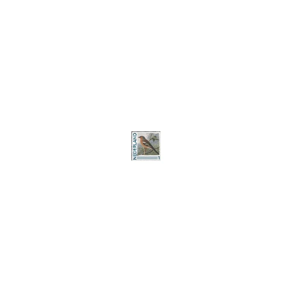2011 Nederland persoonlijke postzegels | Vogels, Vink