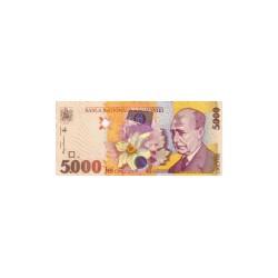 Romania5.000LeiND 1998