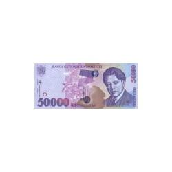 Romania50.000Lei ND1996