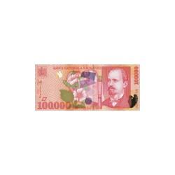 Romania100.000LeiND 1998