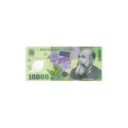Romania10.000Lei (plastic)ND 2000