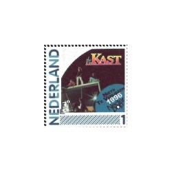 2011 Nederland persoonlijke postzegel | Nederlandse popgeschiedenis | De kast, Niets te verliezen