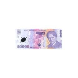 Romania50.000Lei (plastic)ND 2001