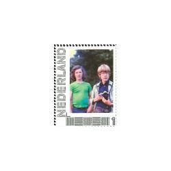 2011 Nederland persoonlijke postzegels | 60 jaar TV, Q en Q