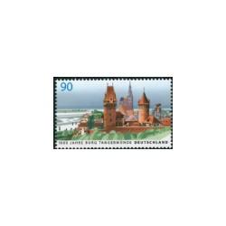 2009 Duitsland (BRD) zegel | 1000 Jahre Burg Tangermunde
