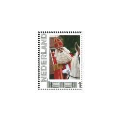 2011 Nederland persoonlijke postzegels | 60 jaar TV, De intocht van Sinterklaas