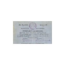 Klundert 2,5 gulden 1914