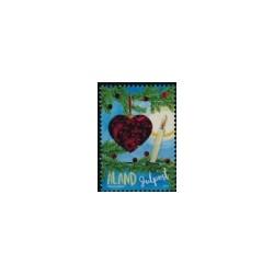 2018 Aland postzegels   Kerst