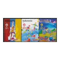 2018 Indonesië postzegels | 18de Asian games