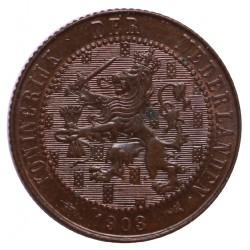 Koninkrijksmunten Nederland 2½ cent 1903