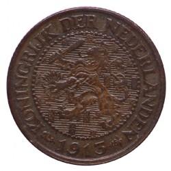 Koninkrijksmunten Nederland 2½ cent 1913