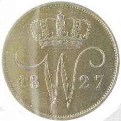 Koninkrijksmunten Nederland 10 cent 1827 U