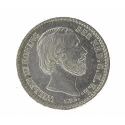 Koninkrijksmunten Nederland 10 cent 1877