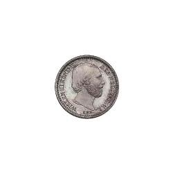 Koninkrijksmunten Nederland 10 cent 1881