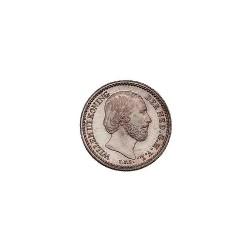 Koninkrijksmunten Nederland 10 cent 1885