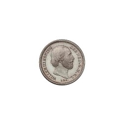 Koninkrijksmunten Nederland 10 cent 1890
