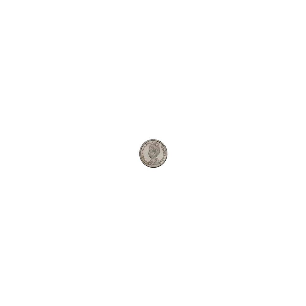 Koninkrijksmunten Nederland 10 cent 1918