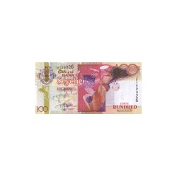 Seychelles	100	Rupees	ND 2001