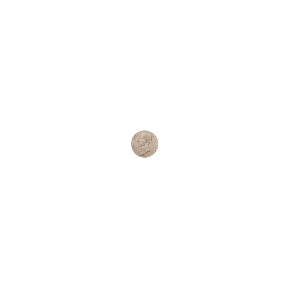 Koninkrijksmunten Nederland 2½ gulden 1844