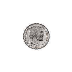 Koninkrijksmunten Nederland 2½ gulden 1852