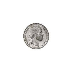 Koninkrijksmunten Nederland 2½ gulden 1854
