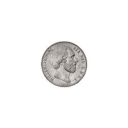 Koninkrijksmunten Nederland 2½ gulden 1860