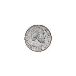 Koninkrijksmunten Nederland 2½ gulden 1865