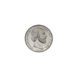Koninkrijksmunten Nederland 2½ gulden 1869
