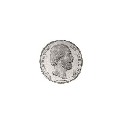 Koninkrijksmunten Nederland 2½ gulden 1871