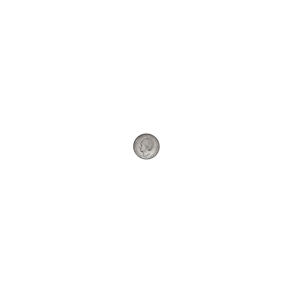 Koninkrijksmunten Nederland 2½ gulden 1929