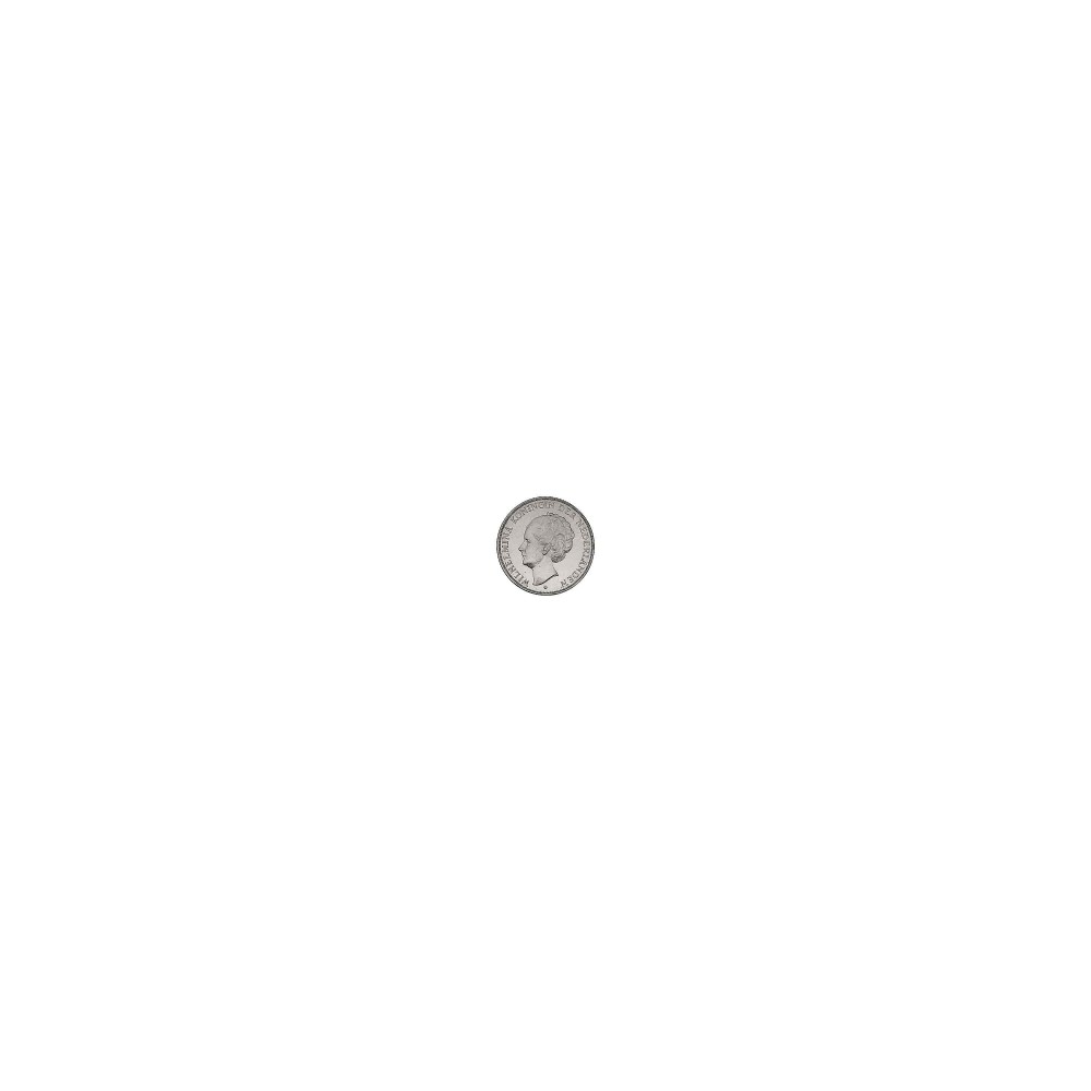 Koninkrijksmunten Nederland 2½ gulden 1930