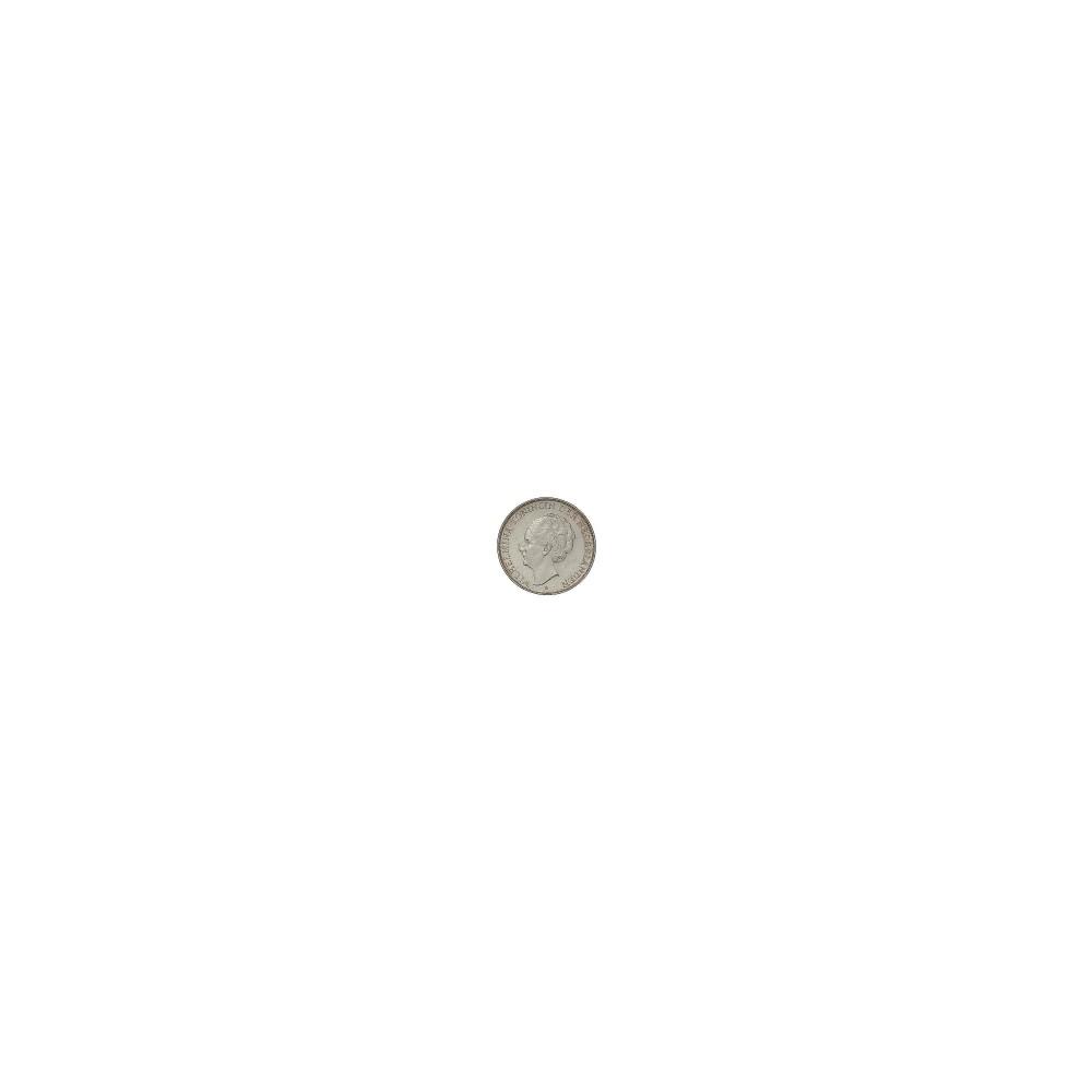Koninkrijksmunten Nederland 2½ gulden 1938