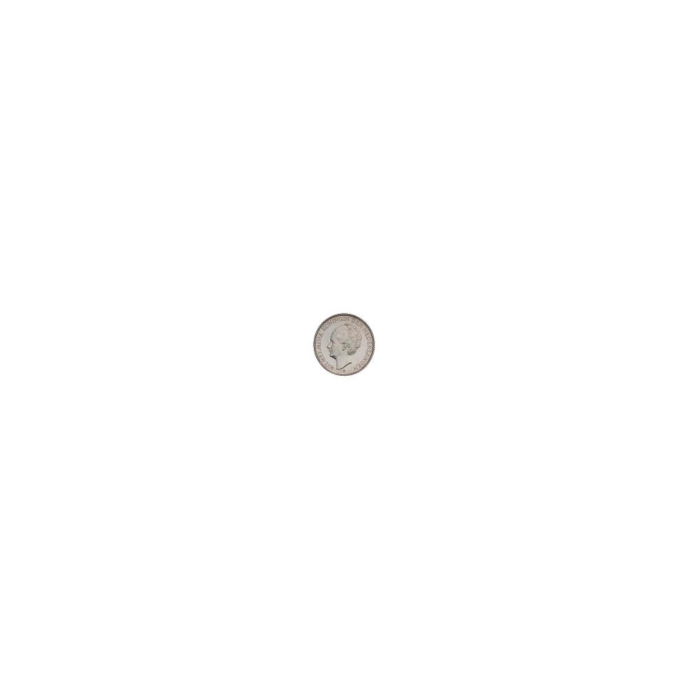 Koninkrijksmunten Nederland 2½ gulden 1940