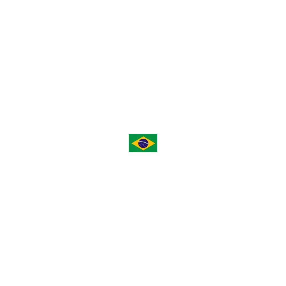 South America Brazil Wereldset type 1 | de Braziliaanse Cruzeiro