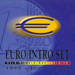 Belgie Tripleset 1999/2000/2001