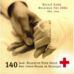 Belgie BU-Set 2004