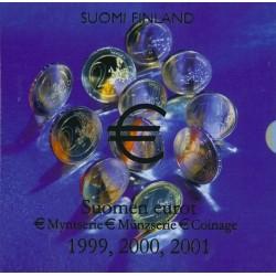 Finland BU-Set 1999/2000/2001