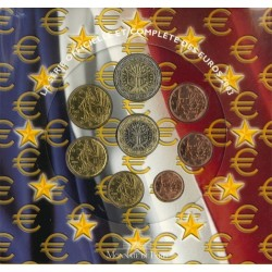 Frankrijk BU-Set 2003