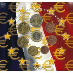 Frankrijk BU-Set 2004