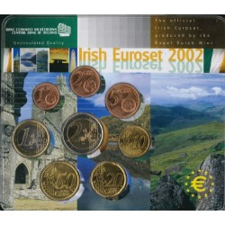Ierland BU-Sets 2002 Speciale uitgave