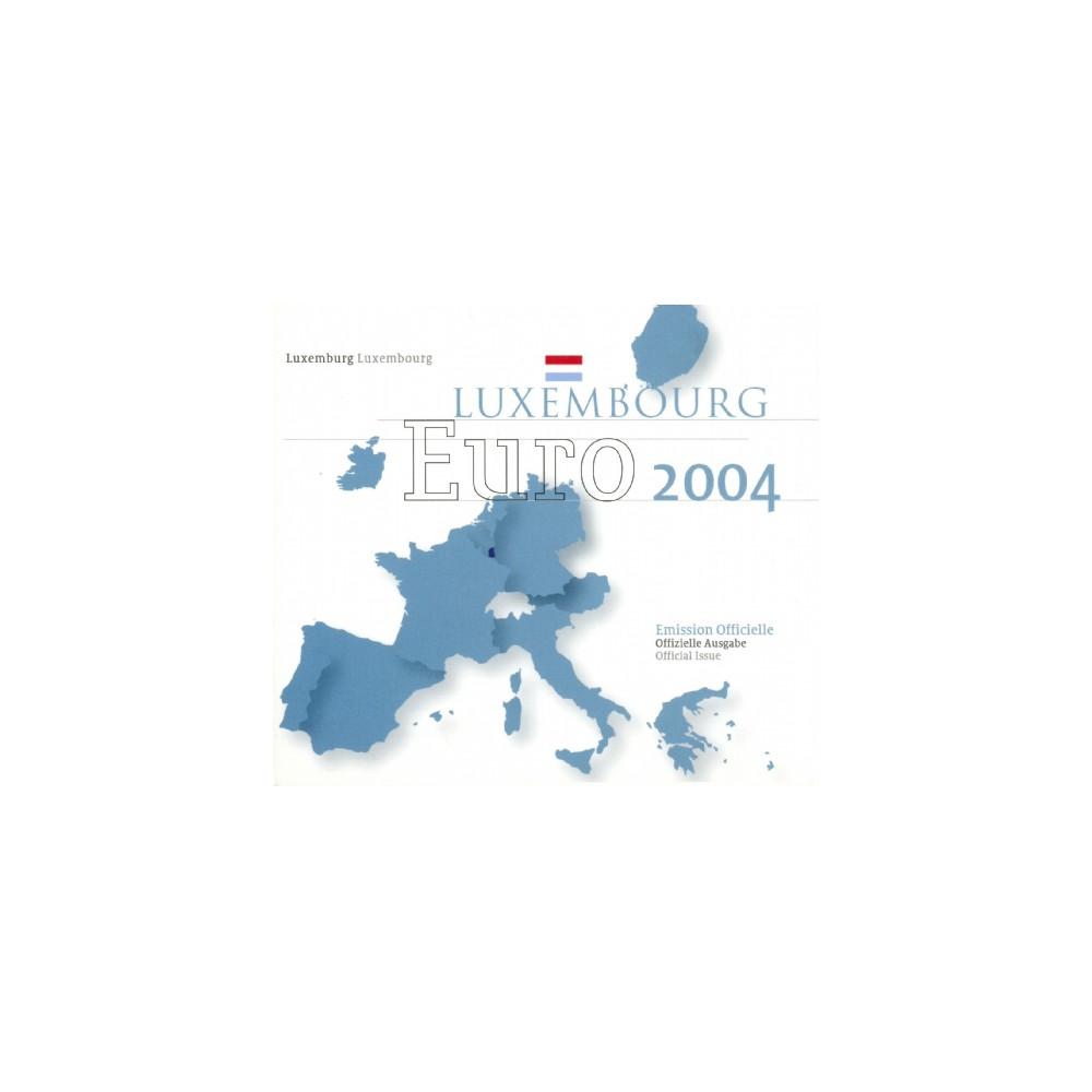 Luxemburg BU-Set 2004