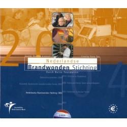 Nederland BU-Set Goede Doelen 2004 'Nederlandse Brandwondenstichting'