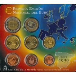 Spanje BU-Sets 1999/2000/2001