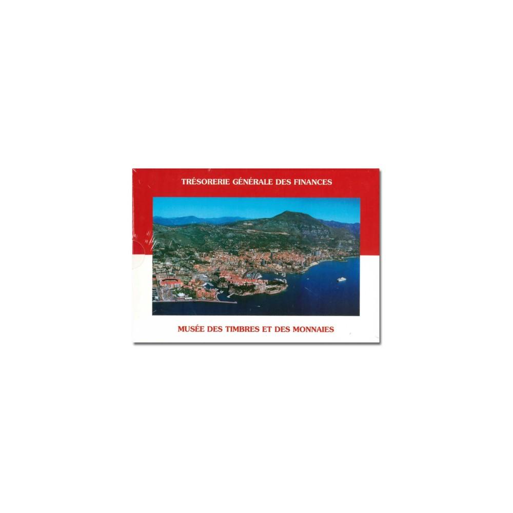 Monaco BU-Set 2001 - Aanbieding: NU van € 450,- tijdelijk voor € 275,- !